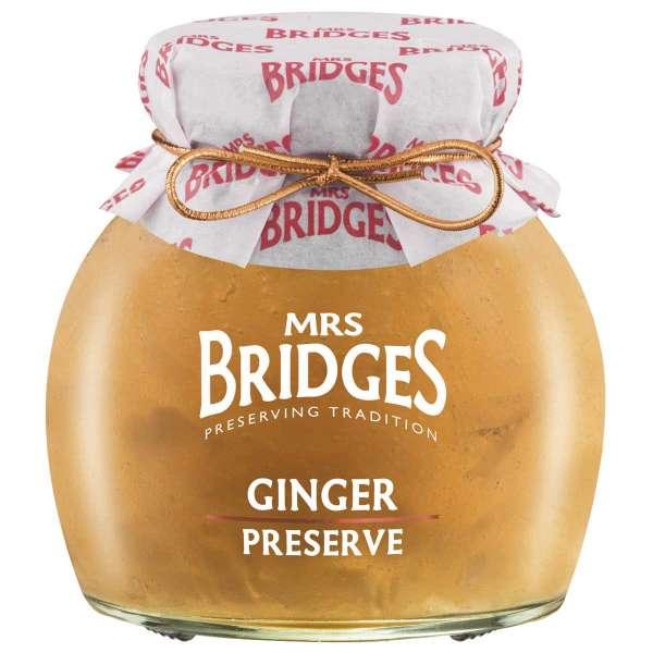 Mrs. Bridges Ginger Preserve 340g