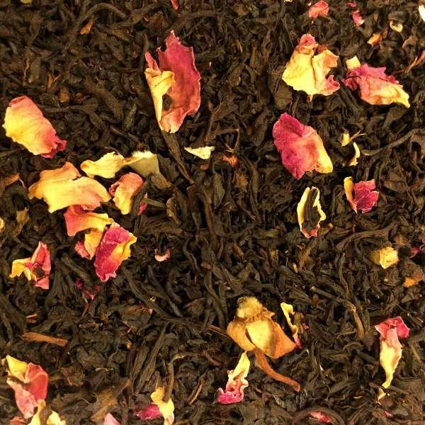 Tropenfeuer Schwarzer Tee