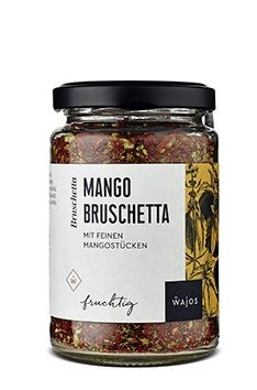 Wajos Mango Bruschetta 85g