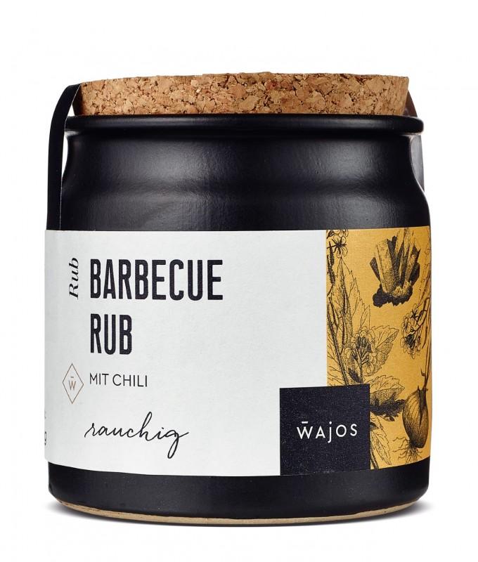 Wajos Barbecue Rub 55g
