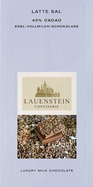 Lauenstein 45% Kakao Latte Sal 80g