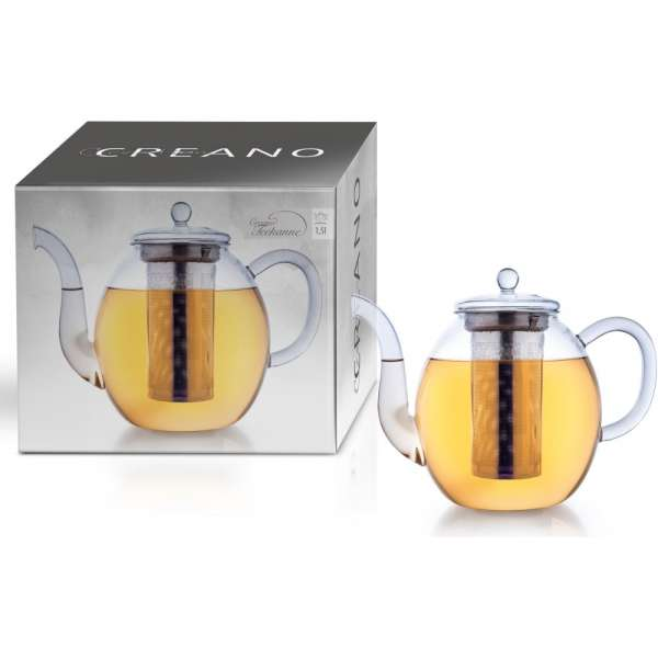 Creano Teekanne 1500ml hoch