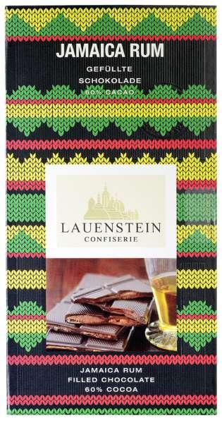 Lauenstein 60% Kakao Jamaica Rum 80g