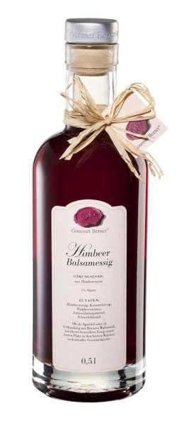 Berner`s Himbeer-Balsamessig