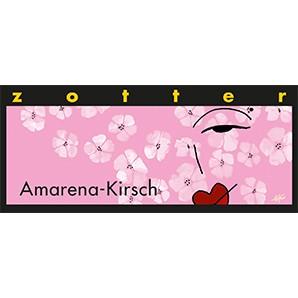 Zotter Amarena Kirsch 70g
