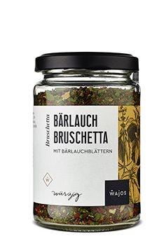 Wajos Bärlauch Bruschetta 60g