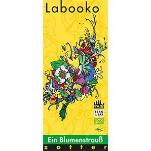 """Zotter Labooko """"Ein Blumenstrauß"""" Mandel-Rosen & Cashewnougat) 70g"""