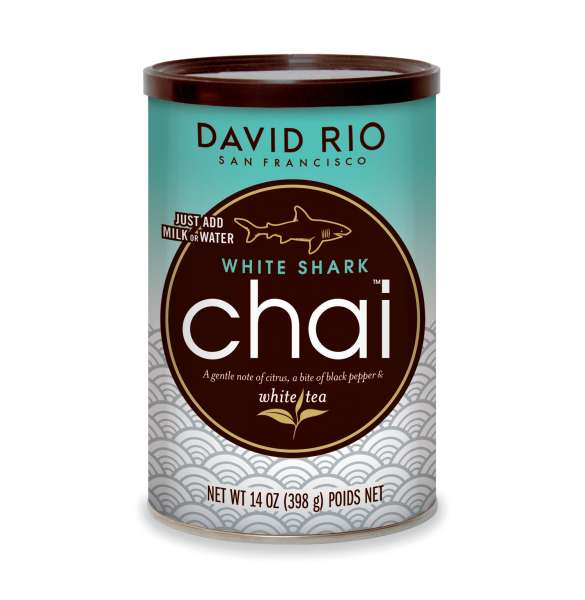 David Rio Chai Tee White Shark Chai