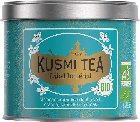 Kusmi BIO Tea Label Imperial