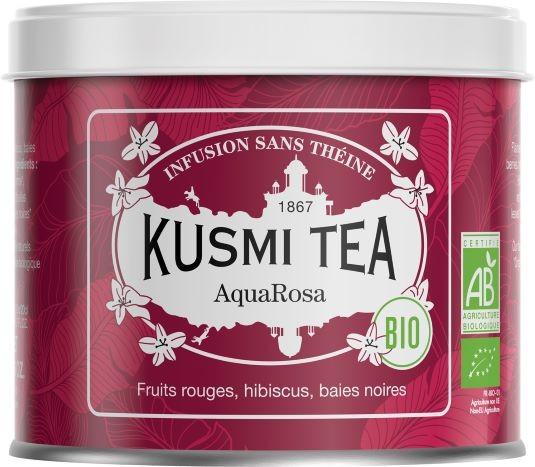 Kusmi BIO Tea Aqua Rosa