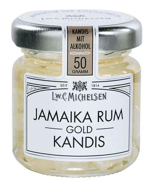 Rum-Kandis Gold 50g