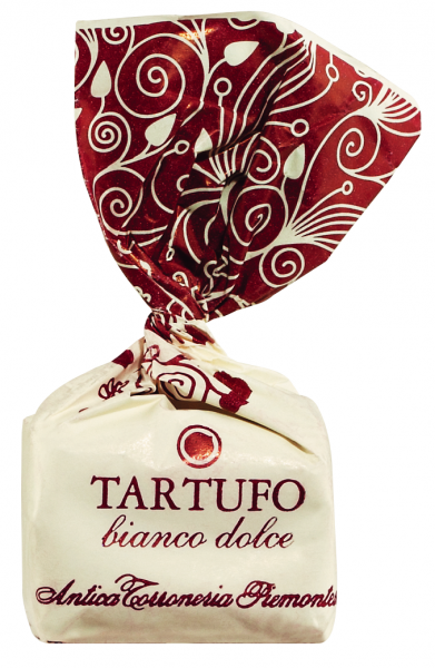 Tartufo dolci bianchi - weiße Schokolade 14g