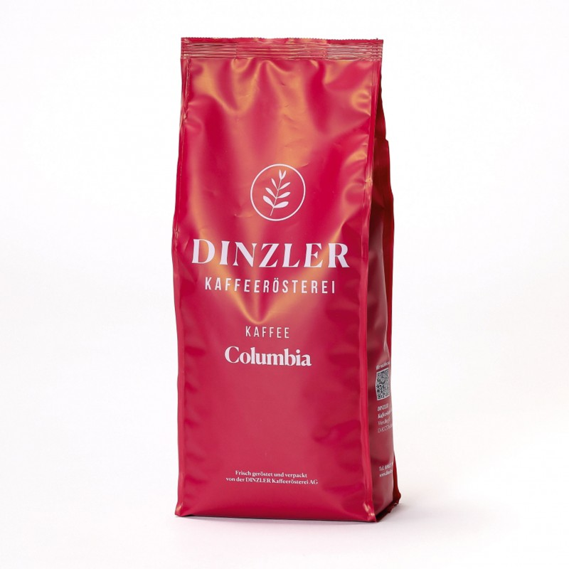 Dinzler Kaffee Columbia Hochland