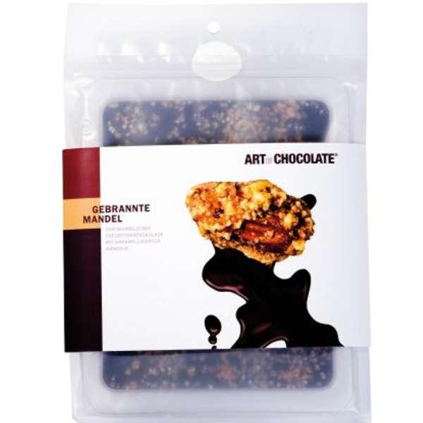 Art of Chocolate Gebrannte Mandel Edelbitter Schokolade 120g