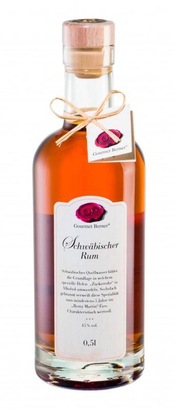 Berner`s Schwäbischer Rum