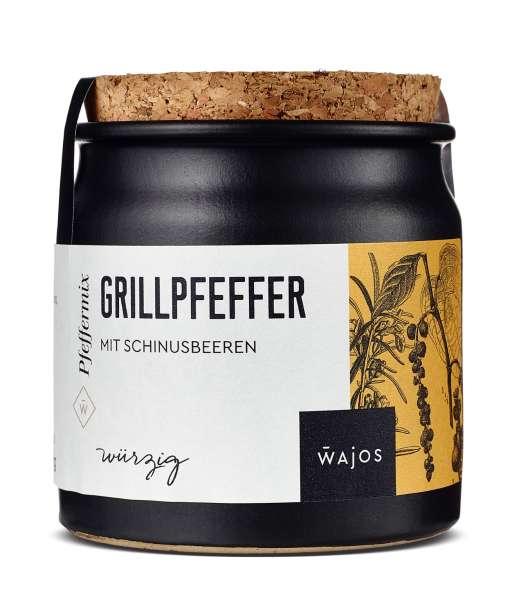 Wajos Grillpfeffer 70g - vegan