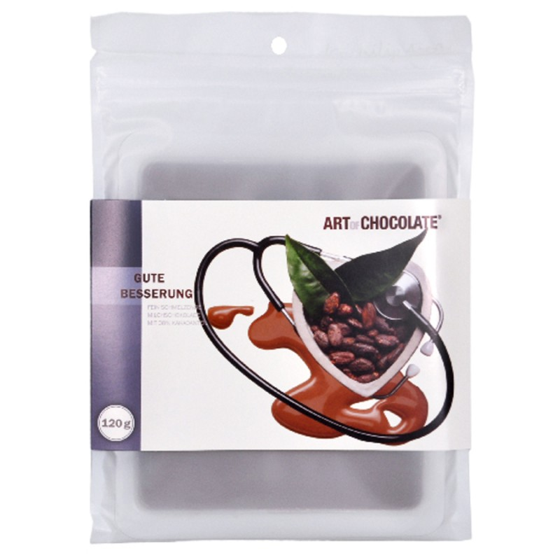 Art of Chocolate Gute Besserung Schokolade 120g