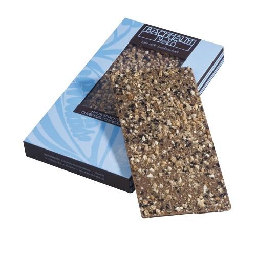 Bachhalm Honig-Mohn-Propolis Vollmilch Cuvee Edelschokolade 80g