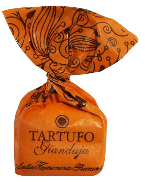 Tartufo dolci al gianduja - Dunkle Schokolade 14g