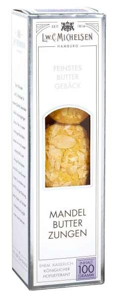 Michelsen Mandel Butter Zungen 100g