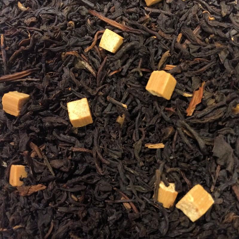 English Caramel Schwarzer Tee