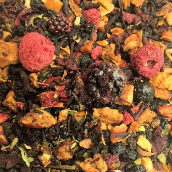 Beerenschatz Früchtemischung