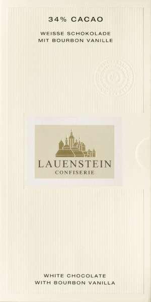 Lauenstein Weiße Bourbon Vanille 80g