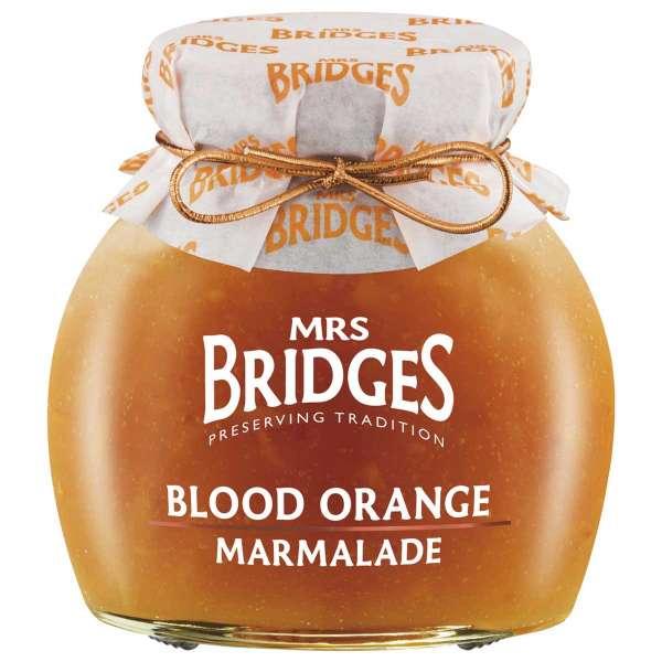 Mrs. Bridges Blood Orange Marmalade 340g