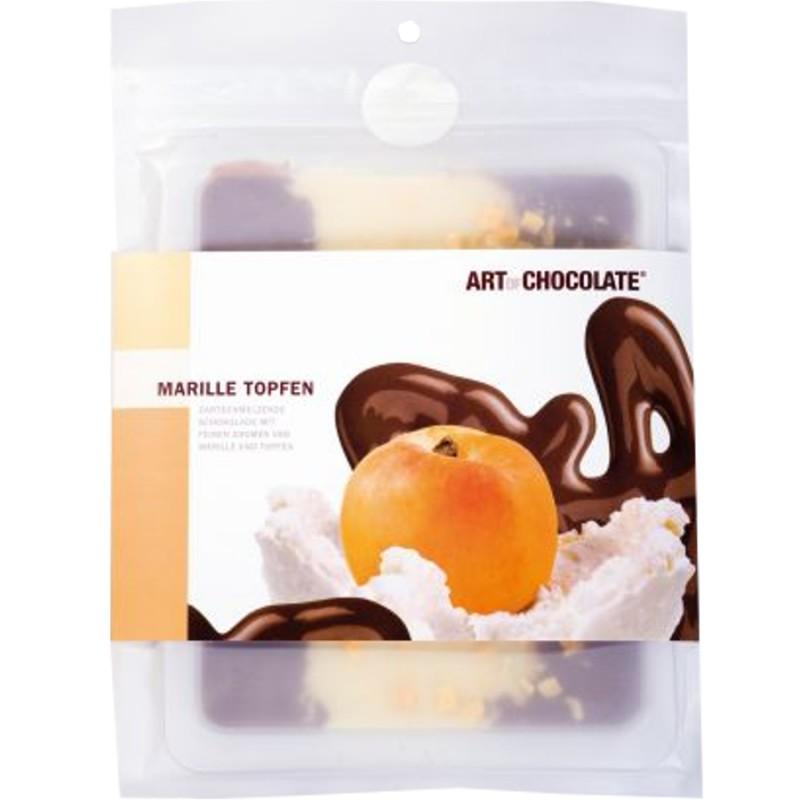 Art of Chocolate Marille Topfen Schokolade 120g
