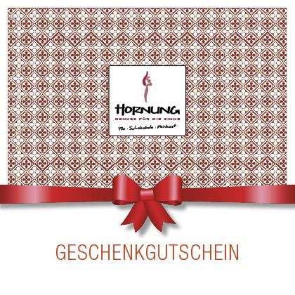 Hornung Filial-Gutschein 10 Euro