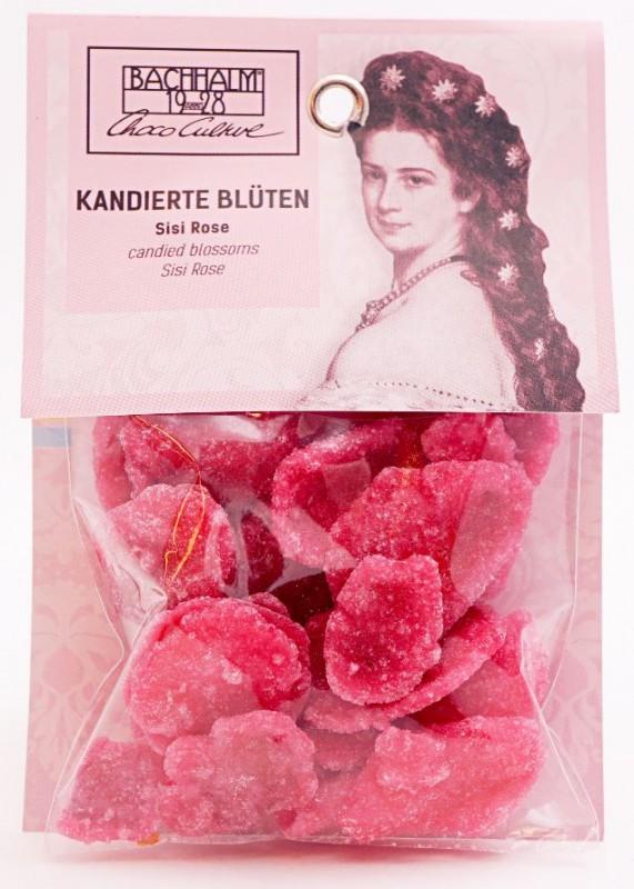 Bachhalm Kandierte Rosenblüten 20g