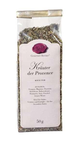 Berner`s Kräuter der Provence Gewürz 50g