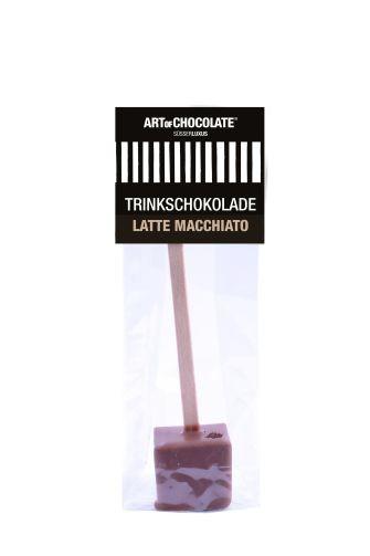 Art of Chocolate Würfel am Stiel Latte Macchiato Vollmilch 30g