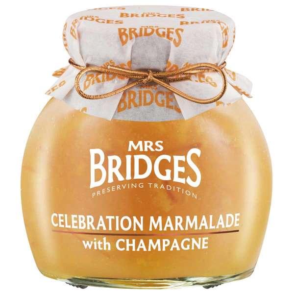 Mrs. Bridges Celebration Marmelade with Champagne 340g