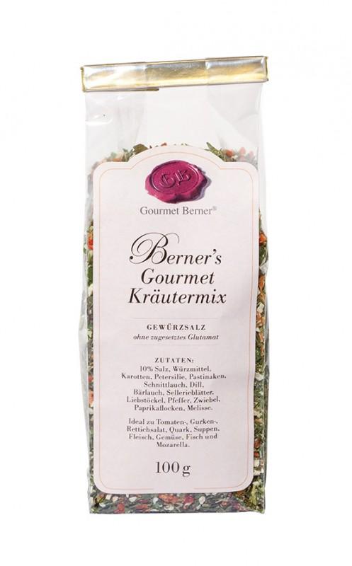 Berner`s Gourmet Kräutermix Gewürz 100g