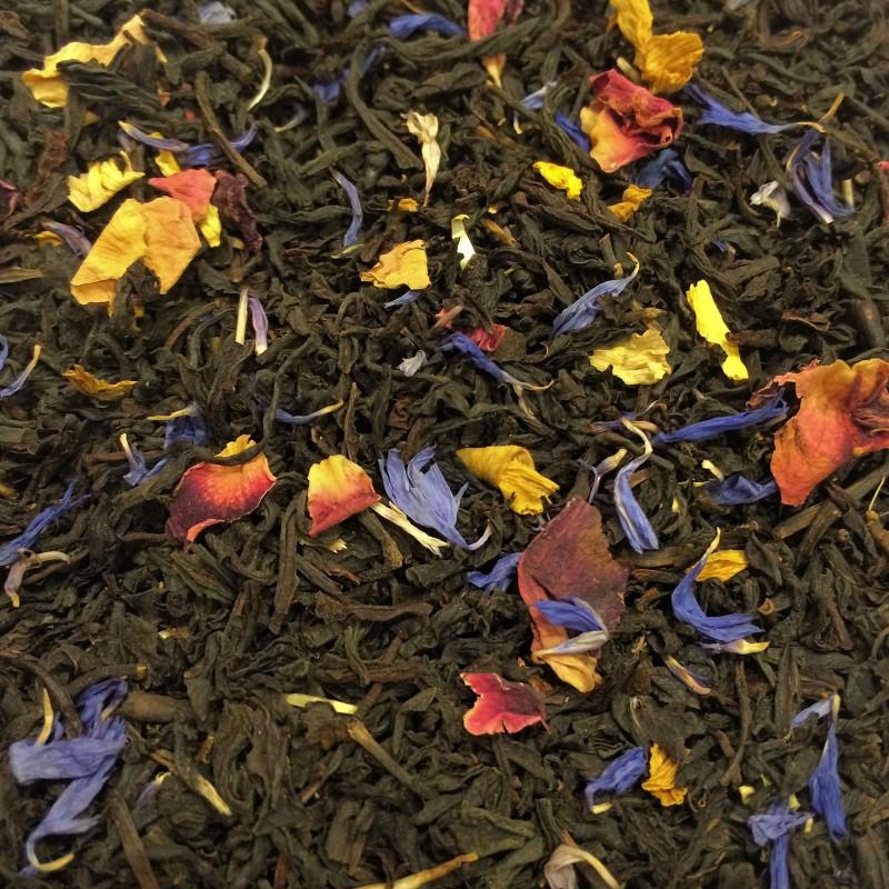 Südseezauber Schwarzer Tee