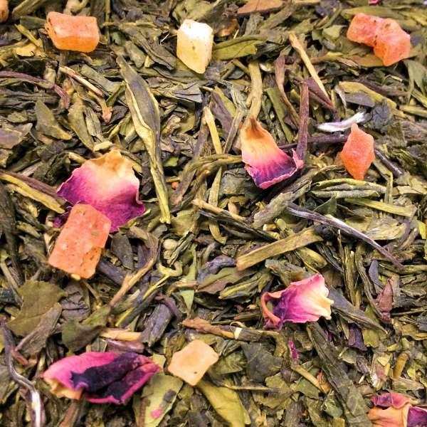 Engelskuss Grüner Tee