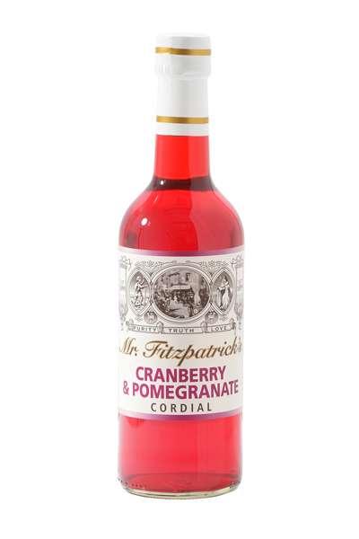 Mr. Fitzpatrick´s Cranberry & Pomegranate Cordial- Sirup 500ml