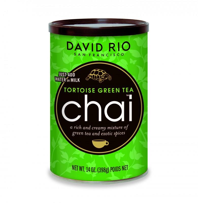 David Rio Chai Tee Tortoise Green Tea