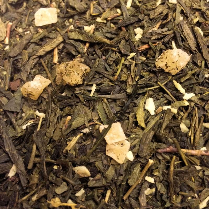 Piña Colada Grüner Tee