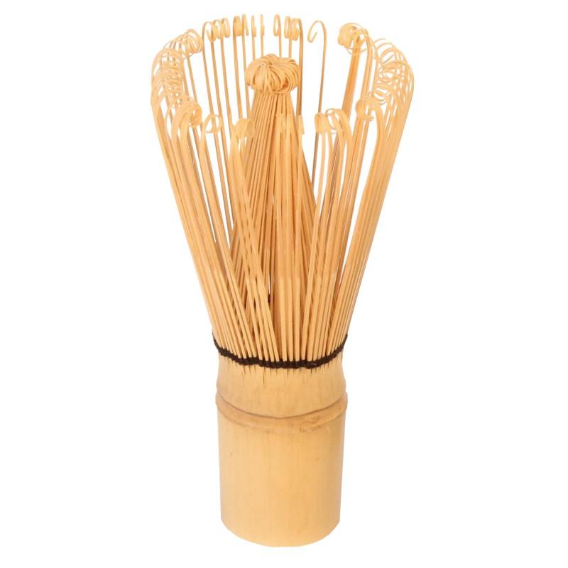 Matcha Bambus Besen