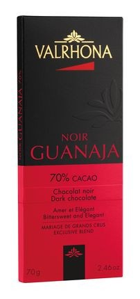 Valrhona Guanaja 70% 70g Vegan