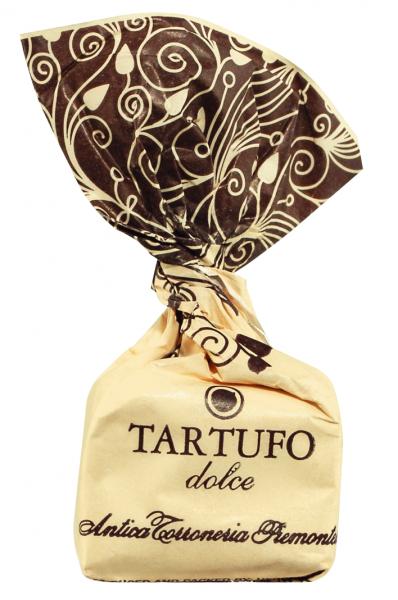 Tartufo dolci neri - dunkle Schokolade 14g - vegan