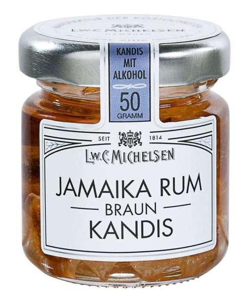 Rum-Kandis Braun 50g