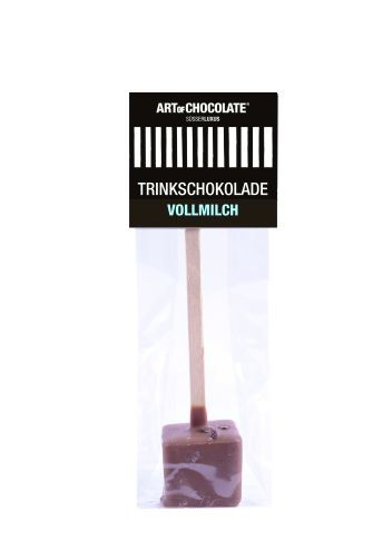 Art of Chocolate Würfel am Stiel Vollmilch 30g