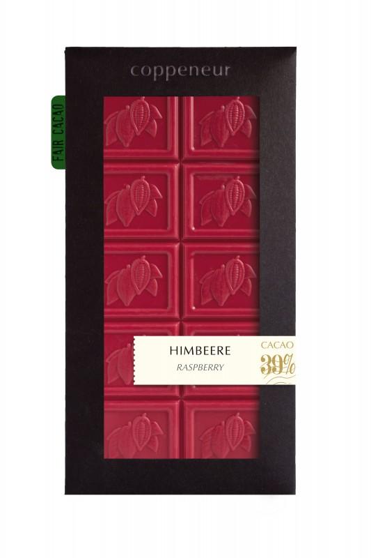 Coppeneur Himbeer 85g Tafel