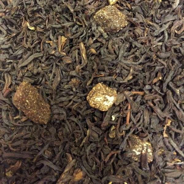 Pfirsich Aprikose Schwarzer Tee