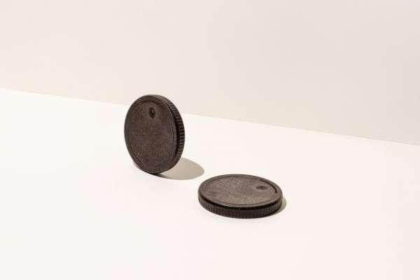 KAFFEEFORM Cap für den To-go-Becher aus recyceltem Kaffeesatz