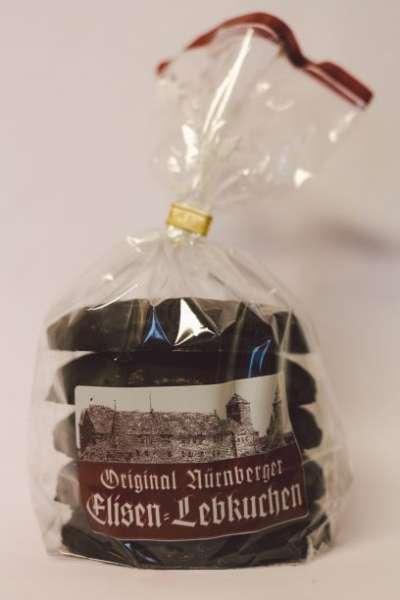 Distler Elisen Lebkuchen Schokolade 400g