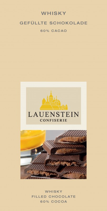 Lauenstein 60% Kakao Whisky 80g